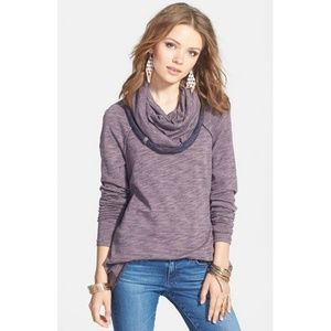 Free People Beach Cocoon Pullover, XS/S
